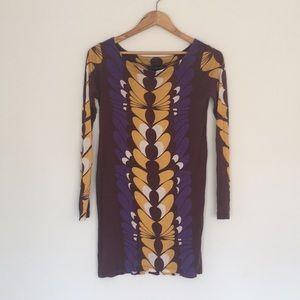 Long sleeved French Connection dress, size 6.